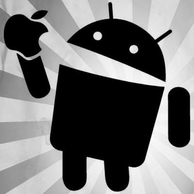 4''  Android Décalque Vinyle Achetez en 2 Recevez 3ieme Gratuit