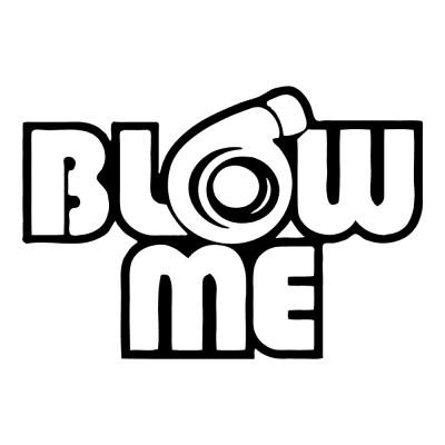 4'' JDM  Blow Me Décalque Vinyle Achetez en 2 Recevez 3ieme Gratuit