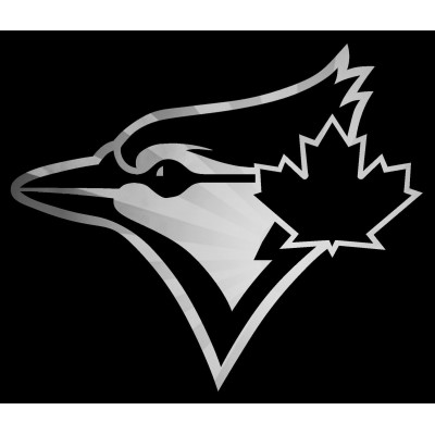 4'' Toronto Blue Jays Décalque Vinyle Achetez en 2 Recevez 3ieme Gratuit