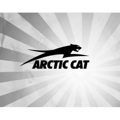 4''  Arctic Cat  Décalque Vinyle Achetez en 2 Recevez 3ieme Gratuit