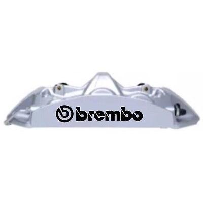 4x  4'' BREMBO Décalque Vinyle Achetez en 2 Recevez 3ieme Gratuit