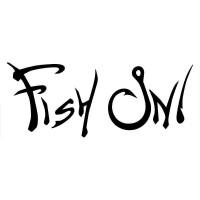 "4""  Fish Vinyl Decal Buy 2 get 3rd Free"