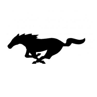 4'' Ford Mustang Décalque Vinyle Achetez en 2 Recevez 3ieme Gratuit