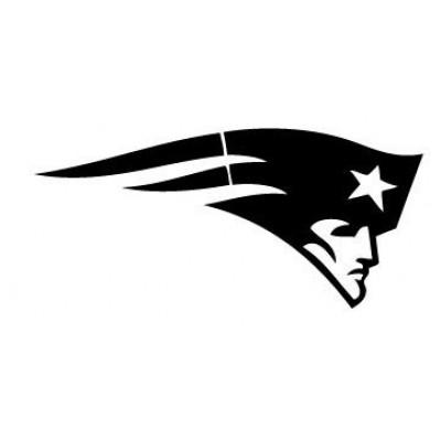 4''  New England Patriots Vinyle Achetez en 2 Recevez 3ieme Gratuit