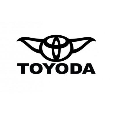 4'' Toyota Décalque Vinyle Achetez en 2 Recevez 3ieme Gratuit