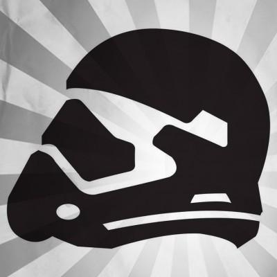 4'' Trooper Décalque Vinyle